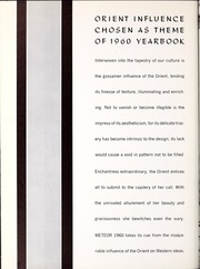 Page 10, 1960 Edition, La Sierra College - Meteor Yearbook (Arlington, CA) online yearbook collection