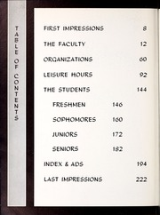 Page 6, 1960 Edition, La Sierra College - Meteor Yearbook (Arlington, CA) online yearbook collection