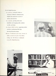 Page 17, 1964 Edition, La Sierra College - Meteor Yearbook (Arlington, CA) online yearbook collection