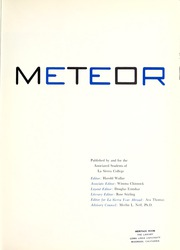 Page 5, 1964 Edition, La Sierra College - Meteor Yearbook (Arlington, CA) online yearbook collection