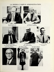 Page 11, 1978 Edition, La Sierra College - Meteor Yearbook (Arlington, CA) online yearbook collection