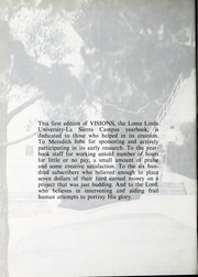 Page 6, 1978 Edition, La Sierra College - Meteor Yearbook (Arlington, CA) online yearbook collection