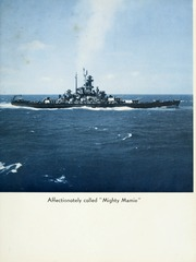 Page 7, 1945 Edition, Massachusetts (BB 59) - Naval Cruise Book online yearbook collection