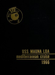Page 1, 1966 Edition, Mauna Loa (AE 8) - Naval Cruise Book online yearbook collection
