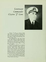 Page 10, 1966 Edition, Mauna Loa (AE 8) - Naval Cruise Book online yearbook collection