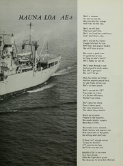 Page 7, 1966 Edition, Mauna Loa (AE 8) - Naval Cruise Book online yearbook collection