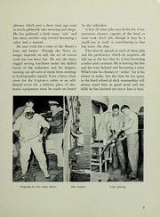 Page 11, 1953 Edition, Maury (AGS 16) - Naval Cruise Book online yearbook collection