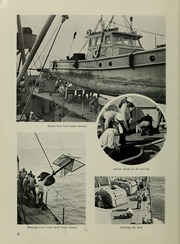 Page 12, 1953 Edition, Maury (AGS 16) - Naval Cruise Book online yearbook collection