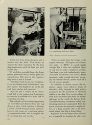 Page 16, 1953 Edition, Maury (AGS 16) - Naval Cruise Book online yearbook collection
