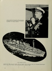Page 8, 1953 Edition, Maury (AGS 16) - Naval Cruise Book online yearbook collection