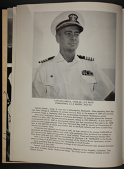 Page 10, 1964 Edition, Maury (AGS 16) - Naval Cruise Book online yearbook collection