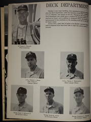 Page 12, 1964 Edition, Maury (AGS 16) - Naval Cruise Book online yearbook collection