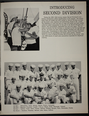 Page 15, 1964 Edition, Maury (AGS 16) - Naval Cruise Book online yearbook collection