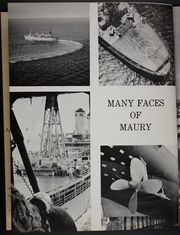 Page 6, 1964 Edition, Maury (AGS 16) - Naval Cruise Book online yearbook collection