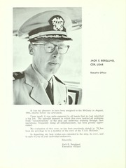 Page 10, 1962 Edition, McGinty (DE 365) - Naval Cruise Book online yearbook collection