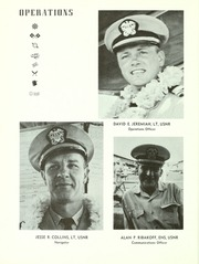 Page 14, 1962 Edition, McGinty (DE 365) - Naval Cruise Book online yearbook collection