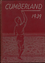 1939 Edition, Shippensburg University - Cumberland Yearbook (Shippensburg, PA)