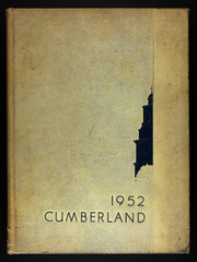 1952 Edition, Shippensburg University - Cumberland Yearbook (Shippensburg, PA)