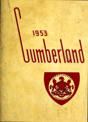 Page 1, 1953 Edition, Shippensburg University - Cumberland Yearbook (Shippensburg, PA) online yearbook collection