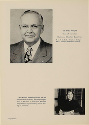Page 13, 1953 Edition, Shippensburg University - Cumberland Yearbook (Shippensburg, PA) online yearbook collection