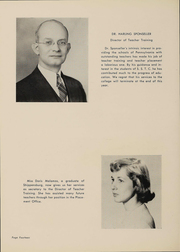 Page 15, 1953 Edition, Shippensburg University - Cumberland Yearbook (Shippensburg, PA) online yearbook collection
