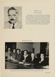 Page 16, 1953 Edition, Shippensburg University - Cumberland Yearbook (Shippensburg, PA) online yearbook collection