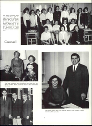 Page 15, 1963 Edition, Shippensburg University - Cumberland Yearbook (Shippensburg, PA) online yearbook collection