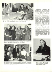 Page 16, 1963 Edition, Shippensburg University - Cumberland Yearbook (Shippensburg, PA) online yearbook collection