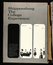 Page 6, 1966 Edition, Shippensburg University - Cumberland Yearbook (Shippensburg, PA) online yearbook collection