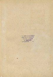 Page 3, 1923 Edition, Carnegie Mellon University - Thistle Yearbook (Pittsburgh, PA) online yearbook collection