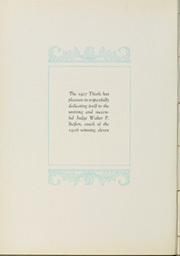 Page 10, 1927 Edition, Carnegie Mellon University - Thistle Yearbook (Pittsburgh, PA) online yearbook collection
