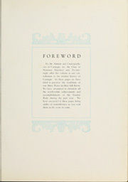 Page 9, 1927 Edition, Carnegie Mellon University - Thistle Yearbook (Pittsburgh, PA) online yearbook collection