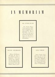 Page 12, 1938 Edition, Carnegie Mellon University - Thistle Yearbook (Pittsburgh, PA) online yearbook collection