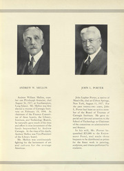 Page 13, 1938 Edition, Carnegie Mellon University - Thistle Yearbook (Pittsburgh, PA) online yearbook collection