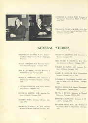 Page 36, 1938 Edition, Carnegie Mellon University - Thistle Yearbook (Pittsburgh, PA) online yearbook collection