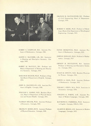 Page 38, 1938 Edition, Carnegie Mellon University - Thistle Yearbook (Pittsburgh, PA) online yearbook collection