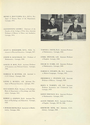 Page 39, 1938 Edition, Carnegie Mellon University - Thistle Yearbook (Pittsburgh, PA) online yearbook collection