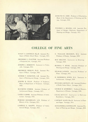 Page 40, 1938 Edition, Carnegie Mellon University - Thistle Yearbook (Pittsburgh, PA) online yearbook collection