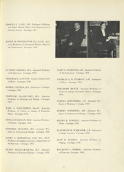Page 41, 1938 Edition, Carnegie Mellon University - Thistle Yearbook (Pittsburgh, PA) online yearbook collection