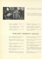 Page 42, 1938 Edition, Carnegie Mellon University - Thistle Yearbook (Pittsburgh, PA) online yearbook collection