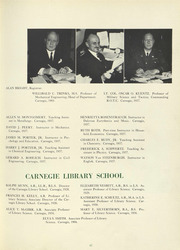Page 45, 1938 Edition, Carnegie Mellon University - Thistle Yearbook (Pittsburgh, PA) online yearbook collection