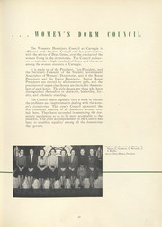 Page 53, 1938 Edition, Carnegie Mellon University - Thistle Yearbook (Pittsburgh, PA) online yearbook collection