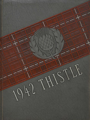 Page 1, 1942 Edition, Carnegie Mellon University - Thistle Yearbook (Pittsburgh, PA) online yearbook collection