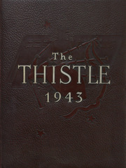 Page 1, 1943 Edition, Carnegie Mellon University - Thistle Yearbook (Pittsburgh, PA) online yearbook collection