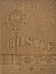 Page 1, 1944 Edition, Carnegie Mellon University - Thistle Yearbook (Pittsburgh, PA) online yearbook collection
