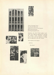 Page 6, 1962 Edition, Carnegie Mellon University - Thistle Yearbook (Pittsburgh, PA) online yearbook collection