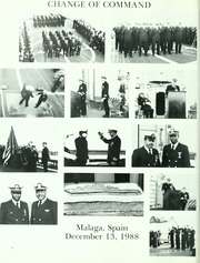 Page 8, 1989 Edition, McInerney (FFG 8) - Naval Cruise Book online yearbook collection