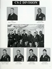 Page 13, 2003 Edition, McInerney (FFG 8) - Naval Cruise Book online yearbook collection