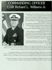 Page 8, 2003 Edition, McInerney (FFG 8) - Naval Cruise Book online yearbook collection