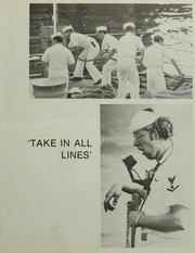 Page 9, 1973 Edition, McKean (DD 784) - Naval Cruise Book online yearbook collection